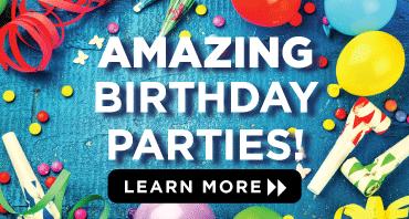 Birthday Parties at the Fleet