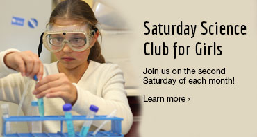 Saturday Science Club for Girls