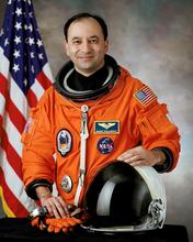Astronaut Mark Polansky