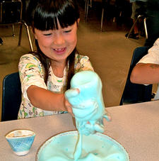 Chemical Reactions - Elephant Toothpaste
