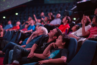 9 The Sky Tonight Planetarium show in the Giant Dome Theater