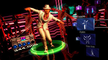 """Image from Dance Central 2: """"©2011 Harmonix Music Systems, Inc. All rights reserved."""""""