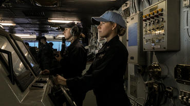 Aircraft Carrier: Bridge Crew