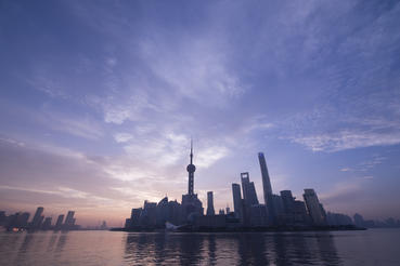 On China's central coast, Shanghai engineers build ever-taller buildings to accommodate the city's 24 million residents. Its skyline includes the 2,073-ft Shanghai Tower, where 16,000 people live, work and play.
