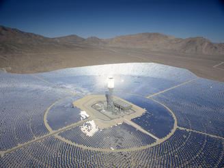 The Ivanpah Solar Electric Generating System is the largest solar thermal power plant in the world. Located in the Mojave Desert, the Ivanpah deploys 173,500 heliostat mirrors and has a gross capacity of 392 megawatts. Engineers in the clean tech industry look for ways to use renewable energy to help build a more sustainable future.