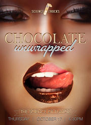 Chocolate Unwrapped: the Science of Flavor logo