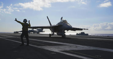 Aircraft Carrier: Flight Deck