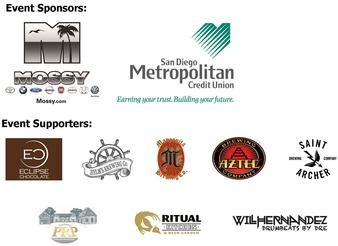 SOTR Chocolate Unwrapped sponsors