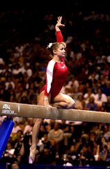 Shannon Miller, Olympic gymnast