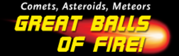 Great Balls Of Fire logo