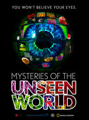 Mysteries of the Unseen World logo